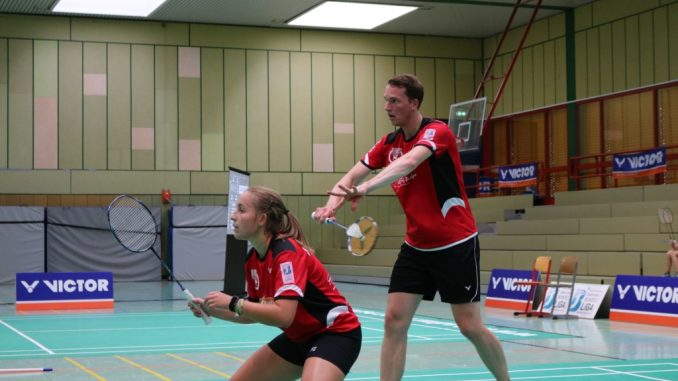 Badminton-Lehrgang